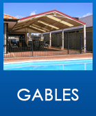 Gable Patio Design