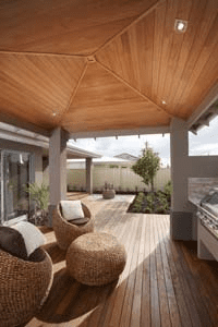 Timber Lining