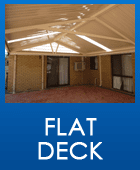 Flat Deck Patio Design