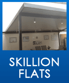 Skillion Flat Patio