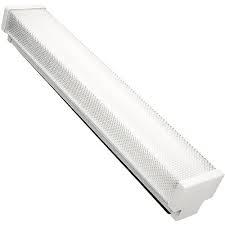 Fluro light for outdoor patio lighting