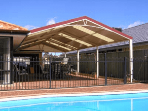 Custom Gable Patios Perth