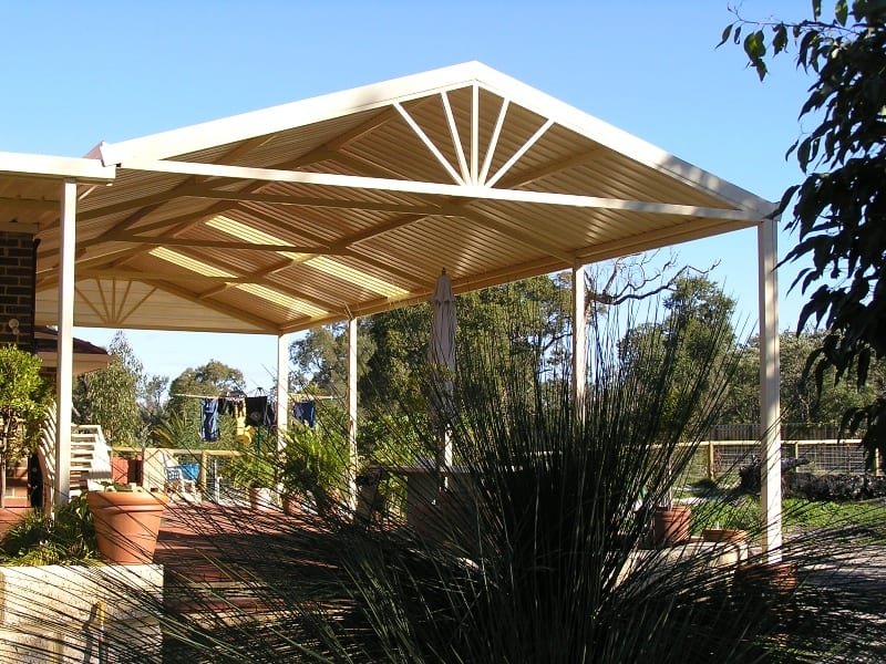 Quality Gable Patio In Perth