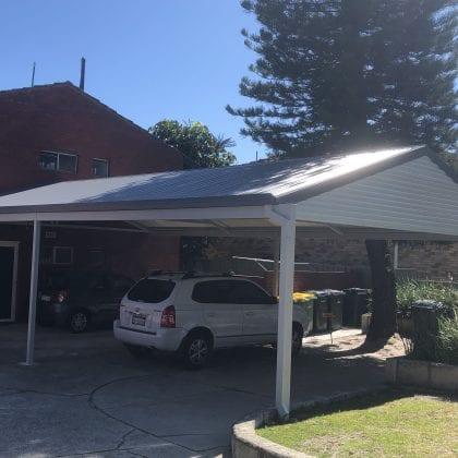 carport patios Perth