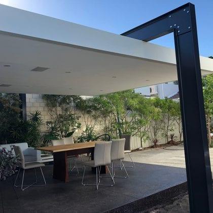 commercial patios Perth
