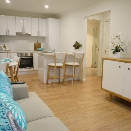 granny flat Perth