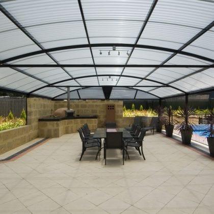 dome patios Perth