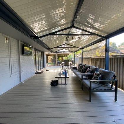 gable patios Perth