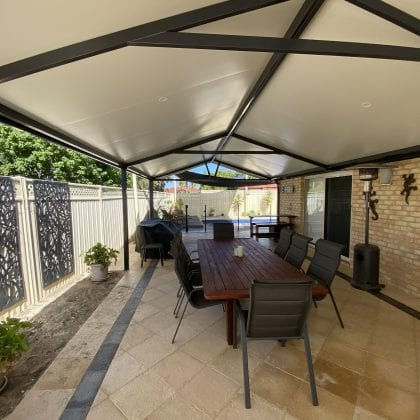 solarspan patios Perth